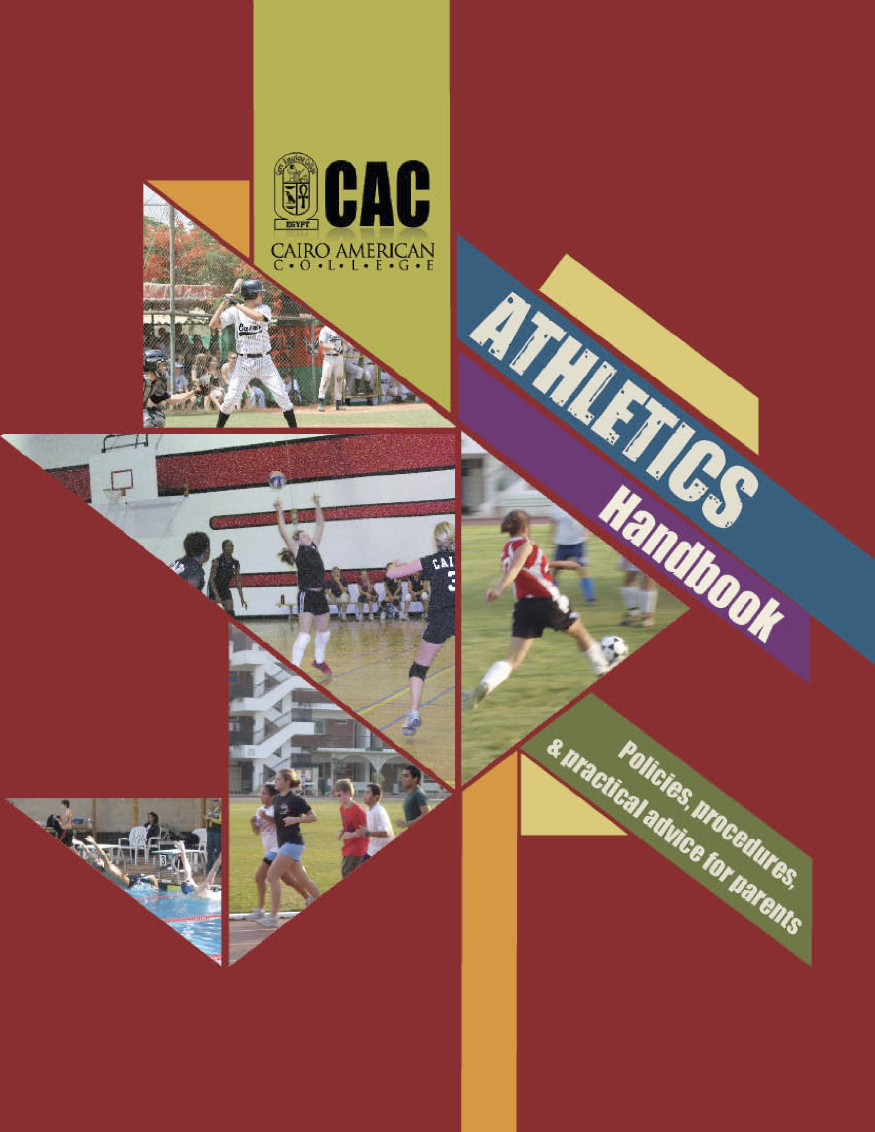 ATHLETICS HANDBOOK