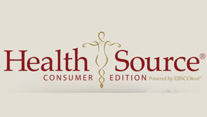 Health Source- Consumer Edition: (EBSCO) collection of consumer health information