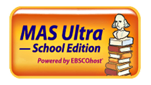 MAS Ultra- School Edition: (EBSCO) 500 popular, high school magazines, plus reference books, biographies, primary source documents, and an Image Collection