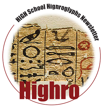 High School Newsletter