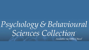 Psychology and Behavioral Sciences Collection: (EBSCO)  provides access to more than 500 full-text journals