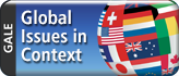 Global Issues In Context supports global awareness and provides a global perspective while tying together a wealth of authoritative content, empowering learners to critically analyze and understand the most important issues of the modern world.