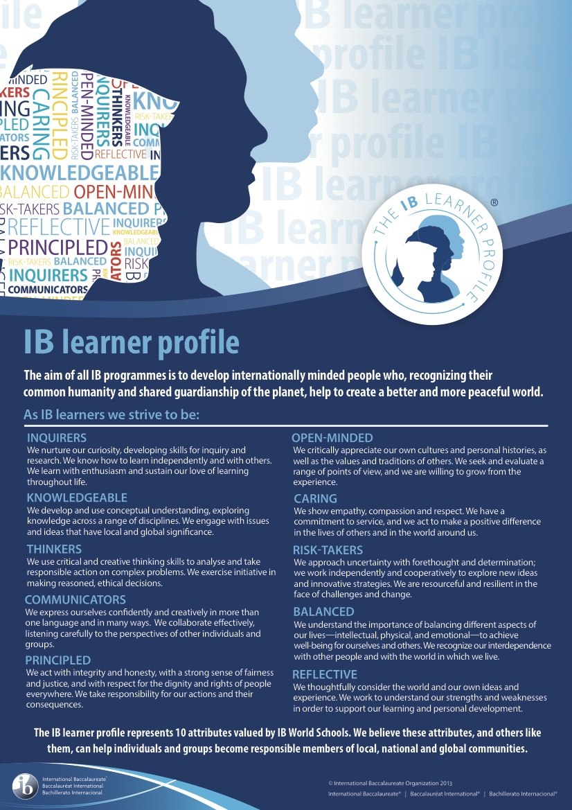 learner profile en