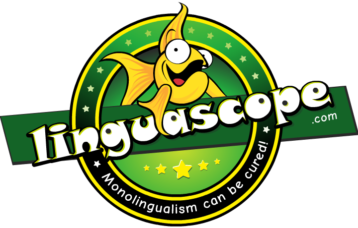Linguascope: French, English, Italian, German and Spanish vocabulary, tests, tools and language game.